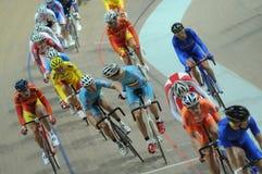 Europäische Spur-Meisterschaften Lizenzfreie Stockfotos