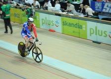 Europäische Spur-Meisterschaften Lizenzfreie Stockbilder