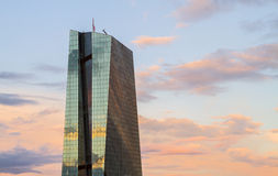 Europäische Zentralbank stockbilder