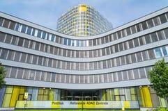 Europäischer Automobil-Club ADAC-Vereinigung in Deutschland Lizenzfreie Stockfotos