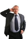 Europäischer Geschäftsmann Stockbilder