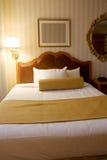 Europäischer Luxushotel-Raum Lizenzfreies Stockbild