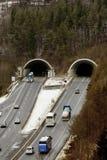 Europäischer Tunnel Stockfotografie