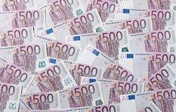 Europäisches Bargeld Lizenzfreies Stockfoto