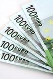 Europäisches Bargeld Stockfotos