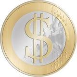 europäisches Geld Lizenzfreies Stockbild
