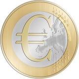 europäisches Geld Vektor Abbildung
