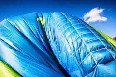 Europäisches Heißluftluftschiffmeisterschaft 2016 tegernsee - Deutschland Stockbild