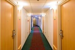 Europäisches Hotel Lizenzfreie Stockbilder