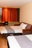 Europäisches Hotel Stockfoto