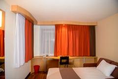 Europäisches Hotel Lizenzfreies Stockfoto