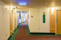 Europäisches Hotel Stockfotos