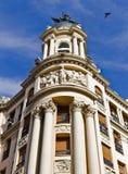 Europäisches klassisches Gebäude Lizenzfreie Stockfotografie