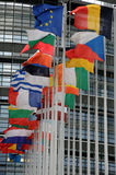 Europäisches Parlament Lizenzfreies Stockfoto