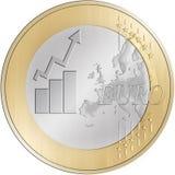 Europäisches Wachstum Vektor Abbildung