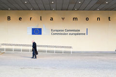 Européen de commission photo libre de droits
