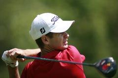 Européen de PGA ouvert à la cendre Kent de club de golf de Londres Photos stock