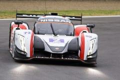 EuropéLe Mans serie Imola Royaltyfri Bild