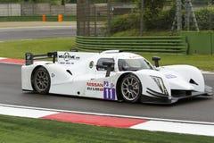 EuropéLe Mans serie Imola Royaltyfria Bilder