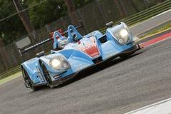EuropéLe Mans serie Imola Arkivfoto
