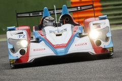 EuropéLe Mans serie Imola Arkivbilder