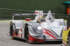 EuropéLe Mans serie Imola Royaltyfri Foto