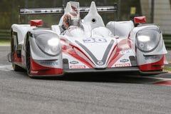 EuropéLe Mans serie Imola Royaltyfri Fotografi