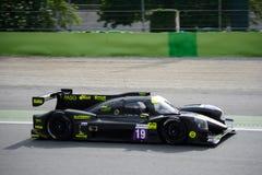 EuropéLe Mans serie Norma Sports Prototype Royaltyfria Foton