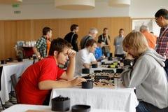 Europén går kongressen 2016 Arkivfoto
