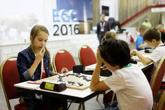 Europén går kongressen 2016 Fotografering för Bildbyråer