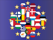 europę Zdjęcie Stock
