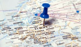 Europa Stockfoto