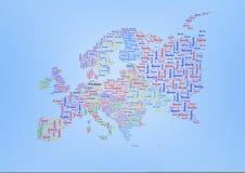 Europa Lizenzfreie Stockfotos
