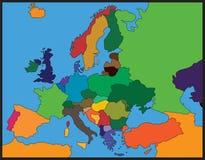 europa Royalty-vrije Stock Foto's