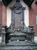 Europa, architektura, miasto, starzy budynki, Krakow obrazy royalty free