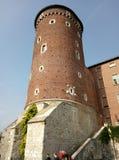 Europa, arquitectura, ciudad, edificios viejos, Kraków fotografía de archivo