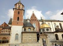 Europa, arquitectura, ciudad, edificios viejos, Kraków imágenes de archivo libres de regalías