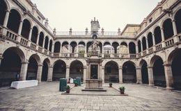 Europa, Barselona, Spain. Old Building in Barcelona. Spain Stock Photography