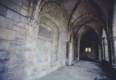Europa, Barselona, Spain. Old Building in Barcelona. Spain Royalty Free Stock Photo