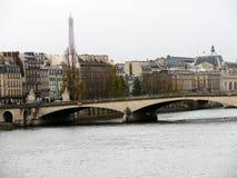 Europa bro över floden royaltyfri foto