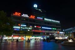 Europa-centro berlim Imagem de Stock