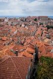 Europa Croatia Dubrovnick stary miasteczko Zdjęcia Stock