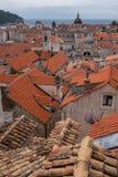 Europa Croatia Dubrovnick stary miasteczko Obrazy Royalty Free