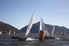 Europa cup lugano 2012 Stock Photo