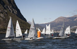 Europa cup lugano 2012 royalty free stock photography