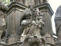 Europa, Czechia, Prag, St. Vitus Cathedral stockbild