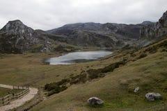 Europa de Picos DA Fotografía de archivo libre de regalías