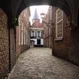 Europa, Delft Obraz Stock