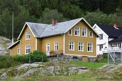 Europa-Dorf Stockbilder