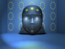Europa - głowa Zdjęcia Royalty Free
